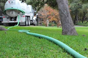 Conroe Septic Pumping